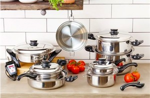 Waterless Cookware: A Detailed Analysis